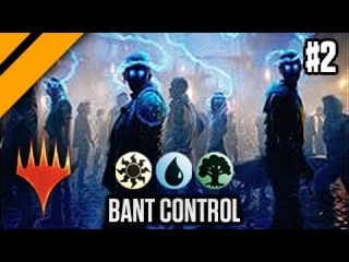Ravnica Allegiance Streamer Prerelease - Bant Reclamation Control P2 (sponsored)   MTG Arena