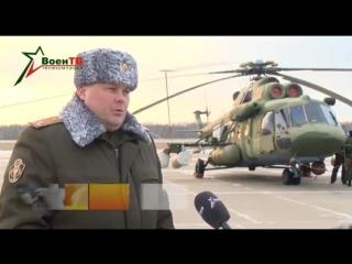 Военное обозрение () Медицинские вертолеты #АрмияБеларуси