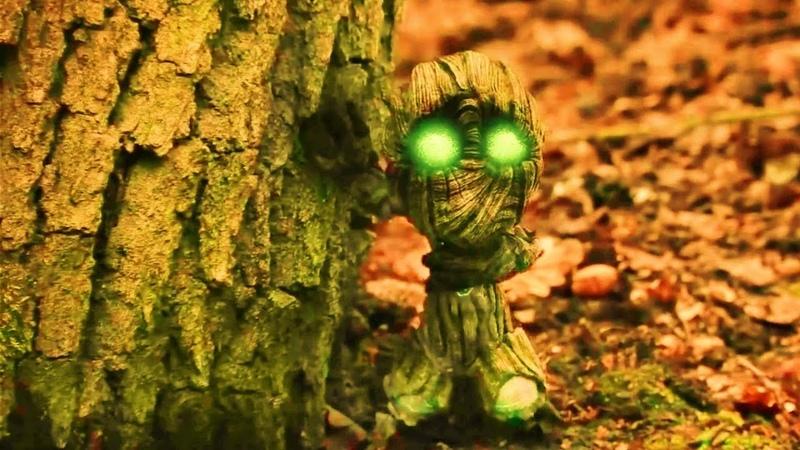 Молчаливые деревья. Фантастический короткометражный фильм.