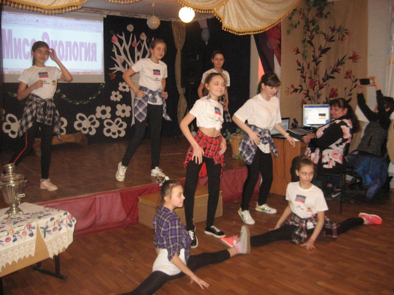 сектор организации досуга детей, мисс экология, донецкая республиканская библиотека для детей, школа-интернат 8, Донецкий республиканский эколого-натуралистический центр