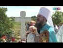 25 июня божественную литургию в селе Кочетовка отслужил владыка Серафим