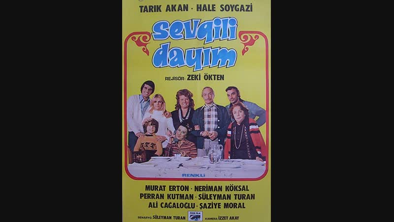 Sevgili Dayım - Türk Filmi