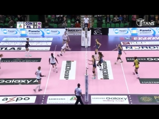 Fantastic Volleyball Actions 2018 #2. DIGS. SAVES. LONG RALLY. Womens Volleyball.