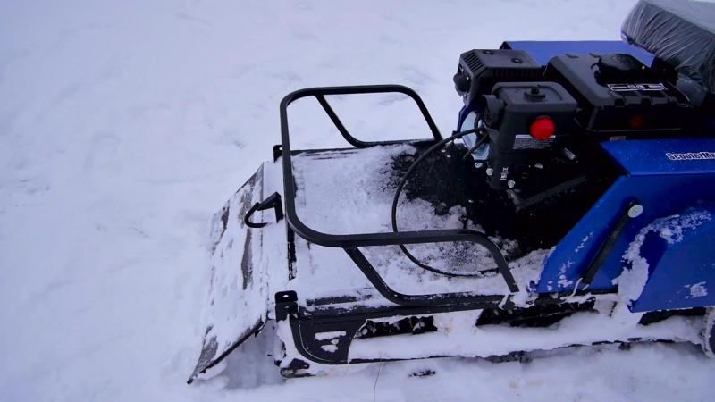 Лидер Сигма, мотобуксировщик, снегоход за небольшие цену