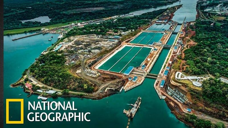 Суперсооружения: Панамский канал
