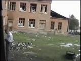 Беслан. Осмотр школы после теракта. 4.09.2004