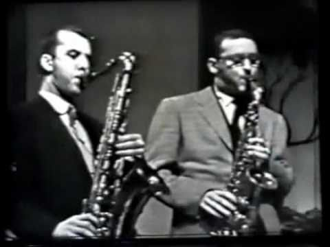 Subconscious-Lee - Warne Marsh and Lee Konitz perform on the TV show The Subject is Jazz, 1958