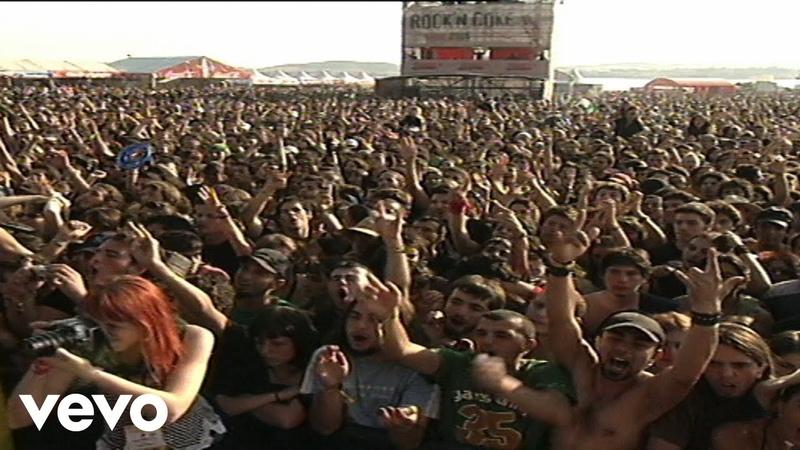 Duman - Geçmiş Olsun (Live At Rock'n Coke Festival, İstanbul / 2006)