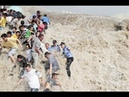 Enjoyment of tidal bore in Qiantang jiang River Mid-Autumn Holiday 2013 September 中秋杭州親歷錢塘江大潮壯景