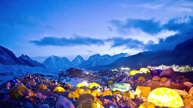 Еверест - Мандрівникам