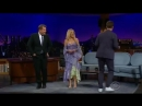 Kylie minogue teaching benedict cumberbatch and james corden how to dance like dolly parto