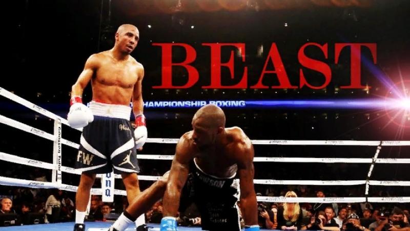 Andre Ward - Beast of America Hightlight