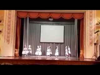 Участие учащихся ДШИ в Международном фестивале-конкурсе детского хореографического творчества