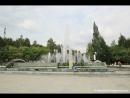 Реконструкция Площади у Центрального Фонтана - Н. Тагил