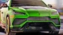 Lamborghini Urus ST X Concept FIRST LOOK