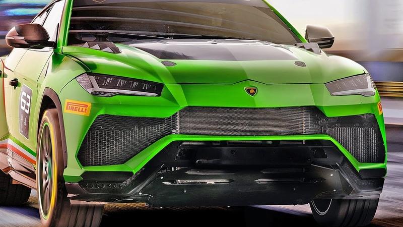 Lamborghini Urus ST-X Concept FIRST LOOK