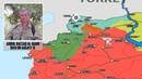 15 августа 2018 Военная обстановка в Сирии Отчет курдских отряд о засадах на протурецкие силы