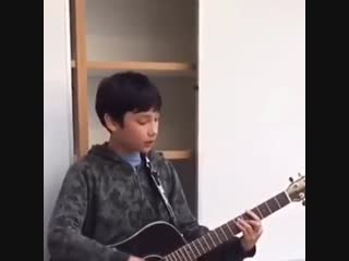 [PRE-DEBUT] Hueningkai singing