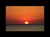Фотографии рассветов над Ейским заливом под музыку Vibrasphere Newport.
