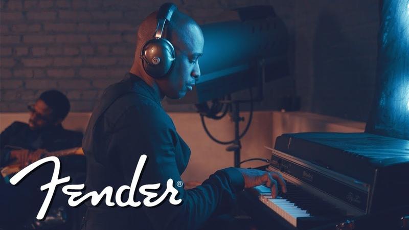 ARTFORM with Ali Shaheed Muhammad Adrian Younge   Fender Presents   Fender