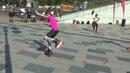 VSO2018 Лена Speed slalom полуфинал