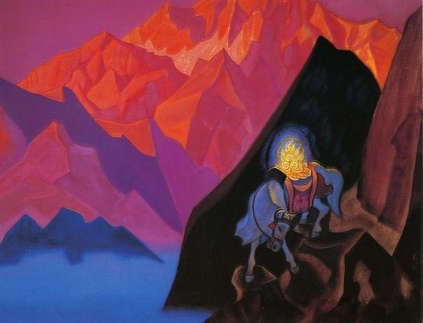 мистическое творчество николая рериха творчество художников-мистиков заставляем по-особенному взглянуть на живопись. в мире нередко проводятся выставки, посвященные творчеству именно