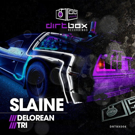 Slaine альбом Delorean / TRI