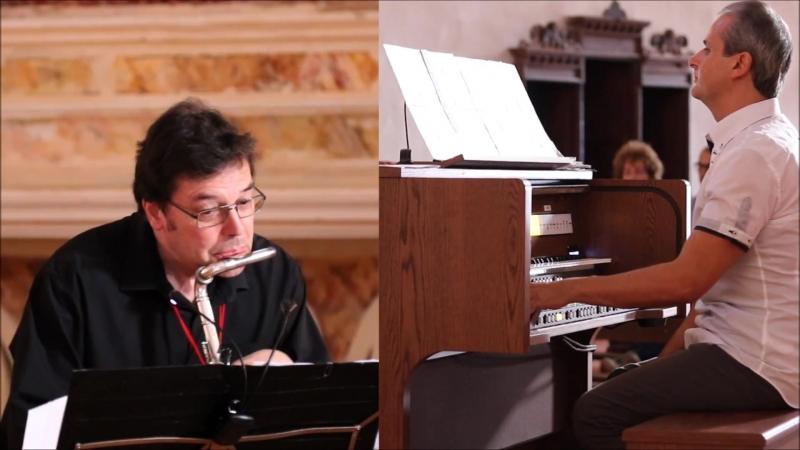 John Hackett Marco Lo Muscio – Pienza International Music Festival in S. Anna in Camprena