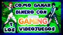 Como ganar dinero con los videojuegos y internet con instant gaming