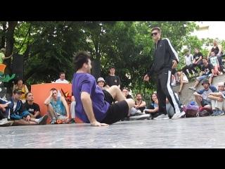SuperVictor & Petr vs Grek & CrazyLoo