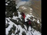 Восхождение по первому снегу