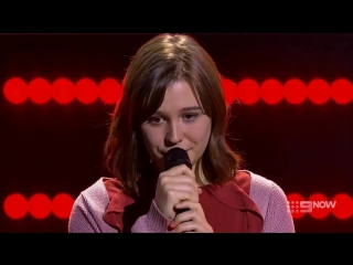 Mikayla Jade Dancing on My Own - The Voice Australia 2018 Blind Audition