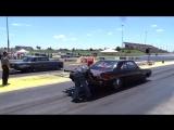 Daddy Dave vs Black Widow at No Prep Kings 2 Topeka Kansas
