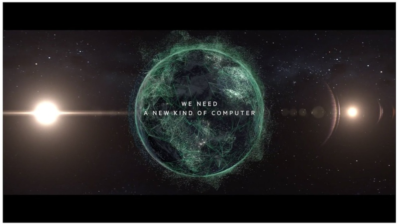 HPE's Next Frontier: Memory-Driven Computing