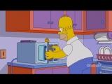 повар, уровень Гомер