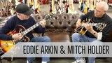 Mitch Holder &amp Eddie Arkin - Gibson Wes Montgomery L-5 &amp 1977 Gibson ES-350T