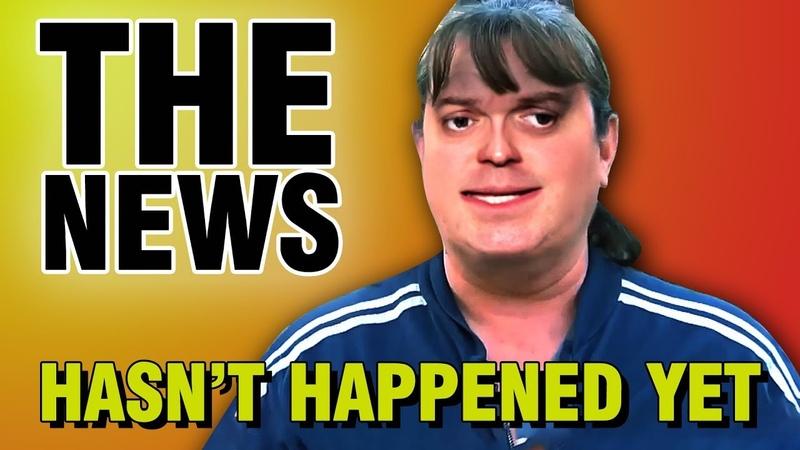 The News Hasn't Happened Yet 2 Clonka Minkus