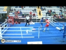 Euro Youth Boxing Championships 2018 Day 2 RING A - SESSION 1