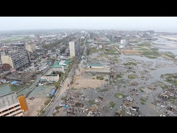 Мозамбик три дня траура
