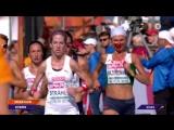 Жуткое видео белорусская спортсменка выиграла марафон с окровавленным лицом