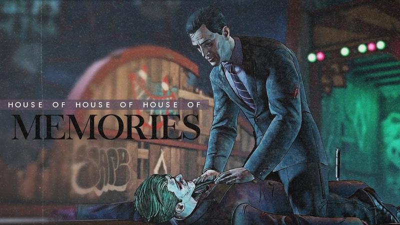 House of memories. 「bruce john」 villain ver.