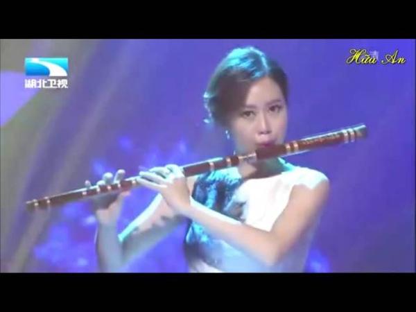 Thần Thoại 《The Myth》- Dizi, Pipa, Erhu, Ruan _by 非凡乐队