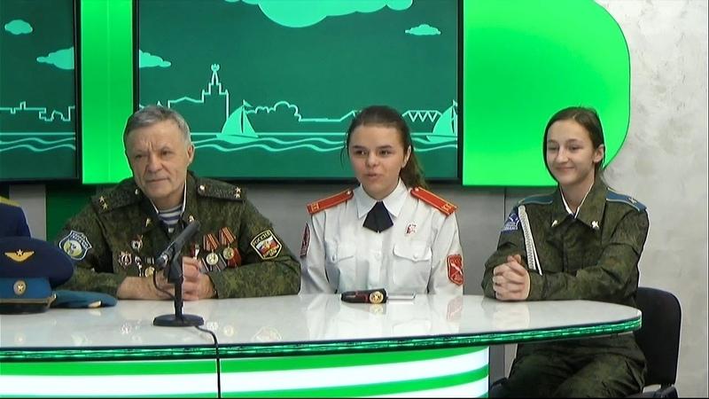 Гости на Радио 2. Юрий Пивоваров, руководитель военно-технического клуба им. А.В. Суворова.