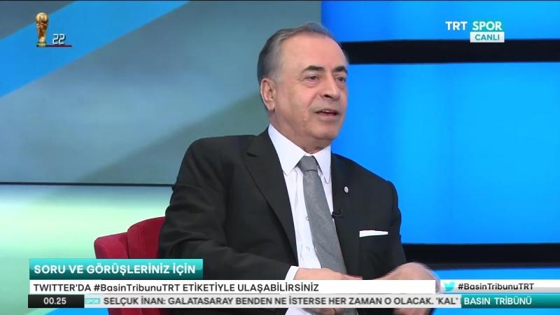Mustafa Cengiz Abdurahim Albayrak Trt Spor- Basın tribunu part 3