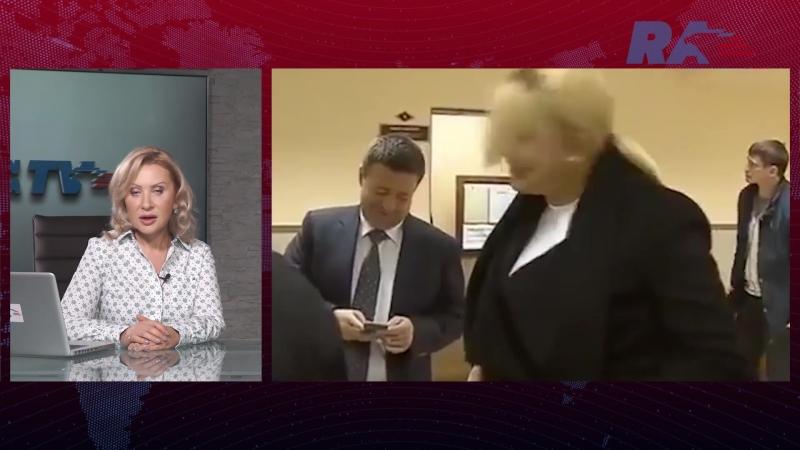 Свадьба Сердюкова и Васильевой