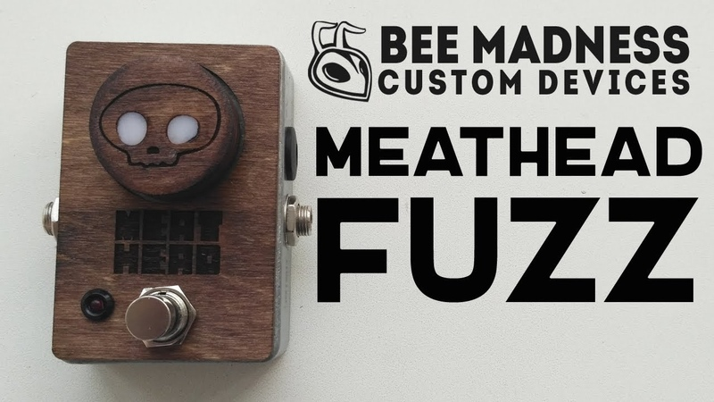 Bee Madness Custom Devices - Meathead Fuzz