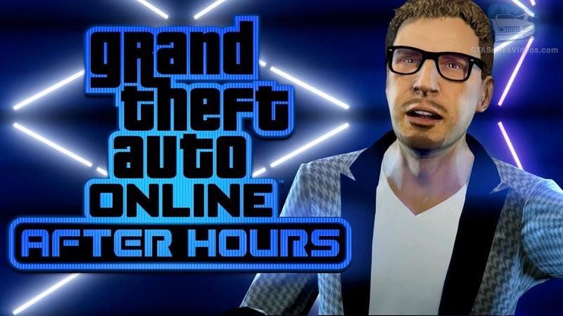 GTA Online After Hours DLC Trailer (Nightclubs Update)