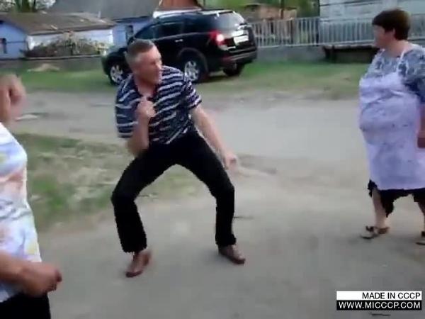 Танцуем бада-бум