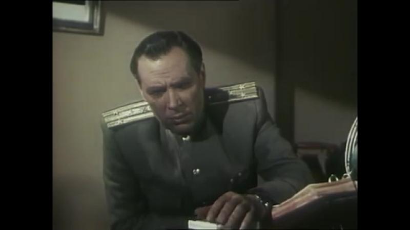 Застава в горах (1953). СССР. Х/ф. Исторический.