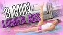 3 Minute LOWER ABS POP Pilates Turbo